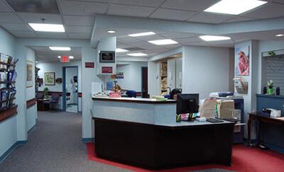 New England Eye Center at Steward St. Elizabeth's Medical Center