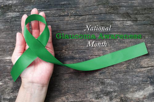 Glaucoma Awareness Month Symbol