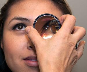 Regular comprehensive eye exams